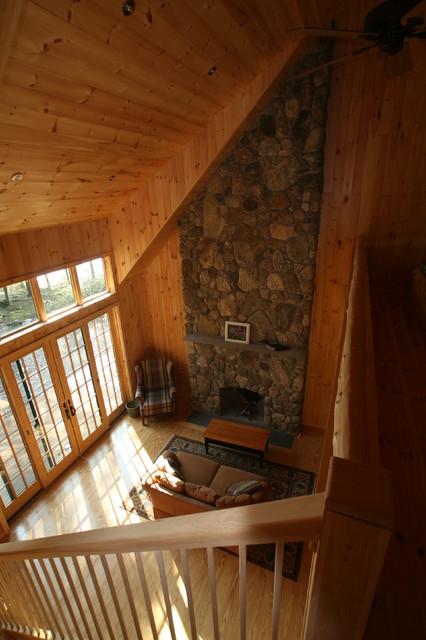 Island Getaway traditional-living-room