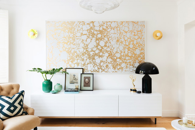 8 Budget Ideas For Decorating Your Blank Walls