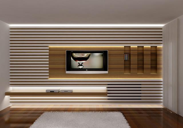 Living Room Designs Mumbai istinye park - contemporary - living room - other -tuba yavuzer