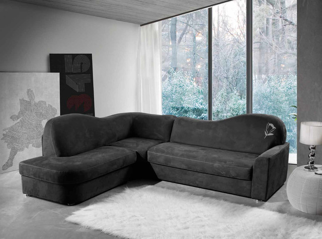 Italian Sectional Sleeper Sofa Gigolo by IL Benessere ...