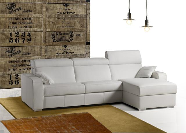 Italian Sectional Sofa-Bed Zurigo by Vitarelax - $3,999.00 ...