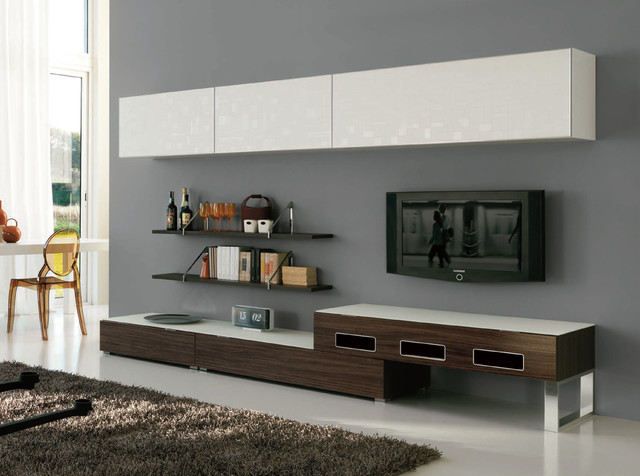 Italian wall unit velvet 910 by artigian mobili   3,995.00 ...