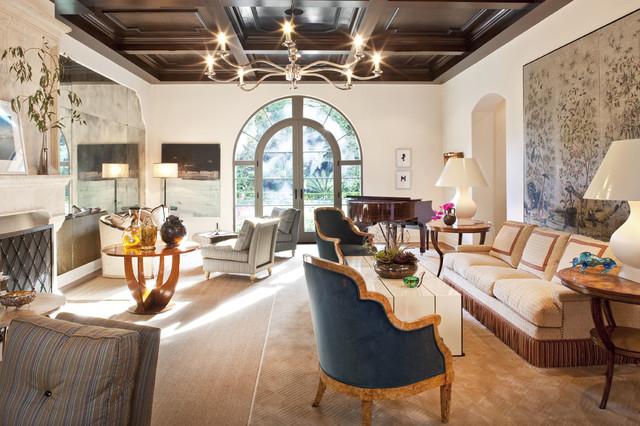 Italianette Villa traditional-living-room