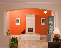 Ivory Kachelofen traditional-living-room