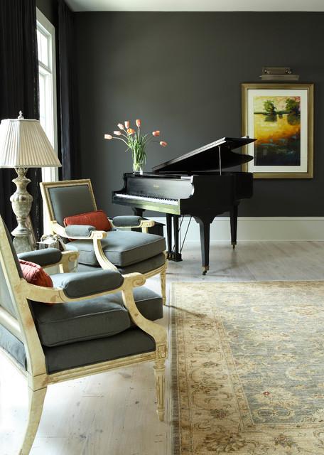 J. Hirsch Interior Design Portfolio traditional-living-room