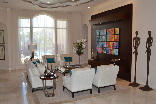 J Project contemporary-living-room