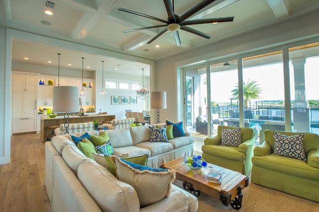 Jacksonville Beach FL Coastal Family Home