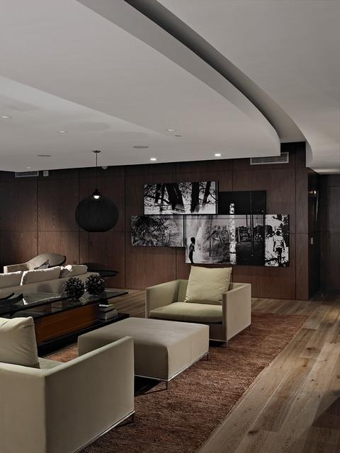 JADE OCEAN contemporary-living-room