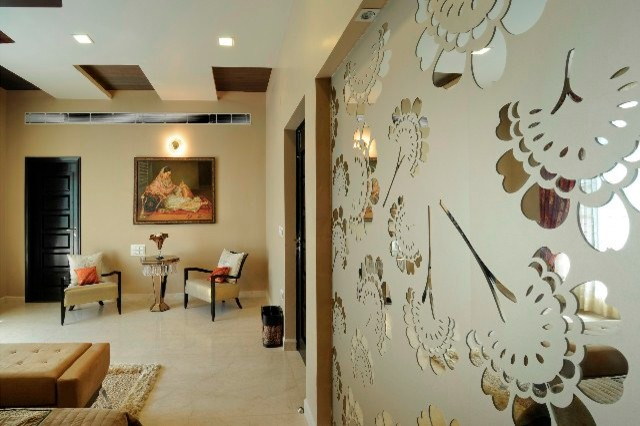 Jaipur Jouse Contemporary Living Room Delhi By