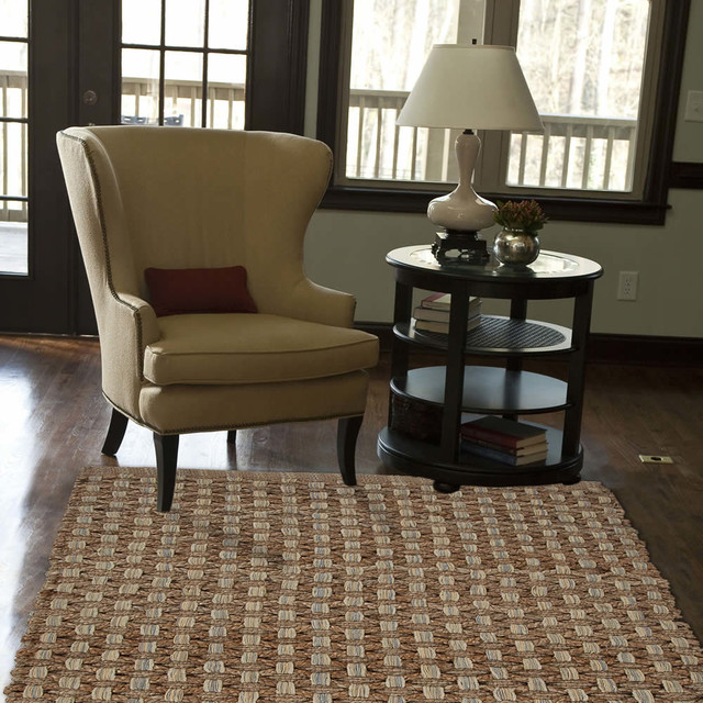 Jaipur Rugs Cosmos Plus Collection Transitional Living Room Los Angeles By Decor Interiors