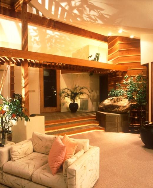 Jaksha Residence modern-living-room