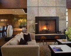 jamesthomas, LLC contemporary-living-room