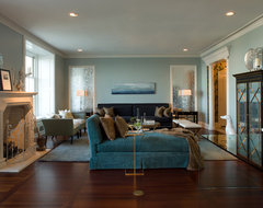 jamesthomas, LLC eclectic living room