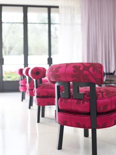 Jamie Herzlinger modern-living-room