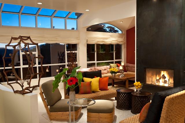 Jane Ellison eclectic-living-room