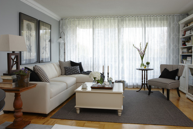 Jane Lockhart Interior Design - Contemporary - Living Room - Toronto - by Jane Lockhart Interior ...