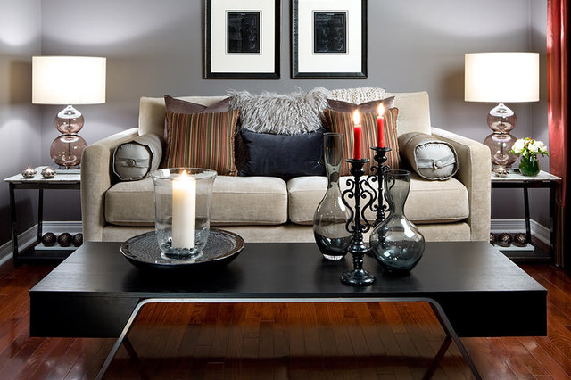 Jane lockhart small living room modern living room for Houzz small living rooms