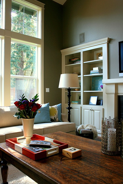 Janell Beals traditional-living-room