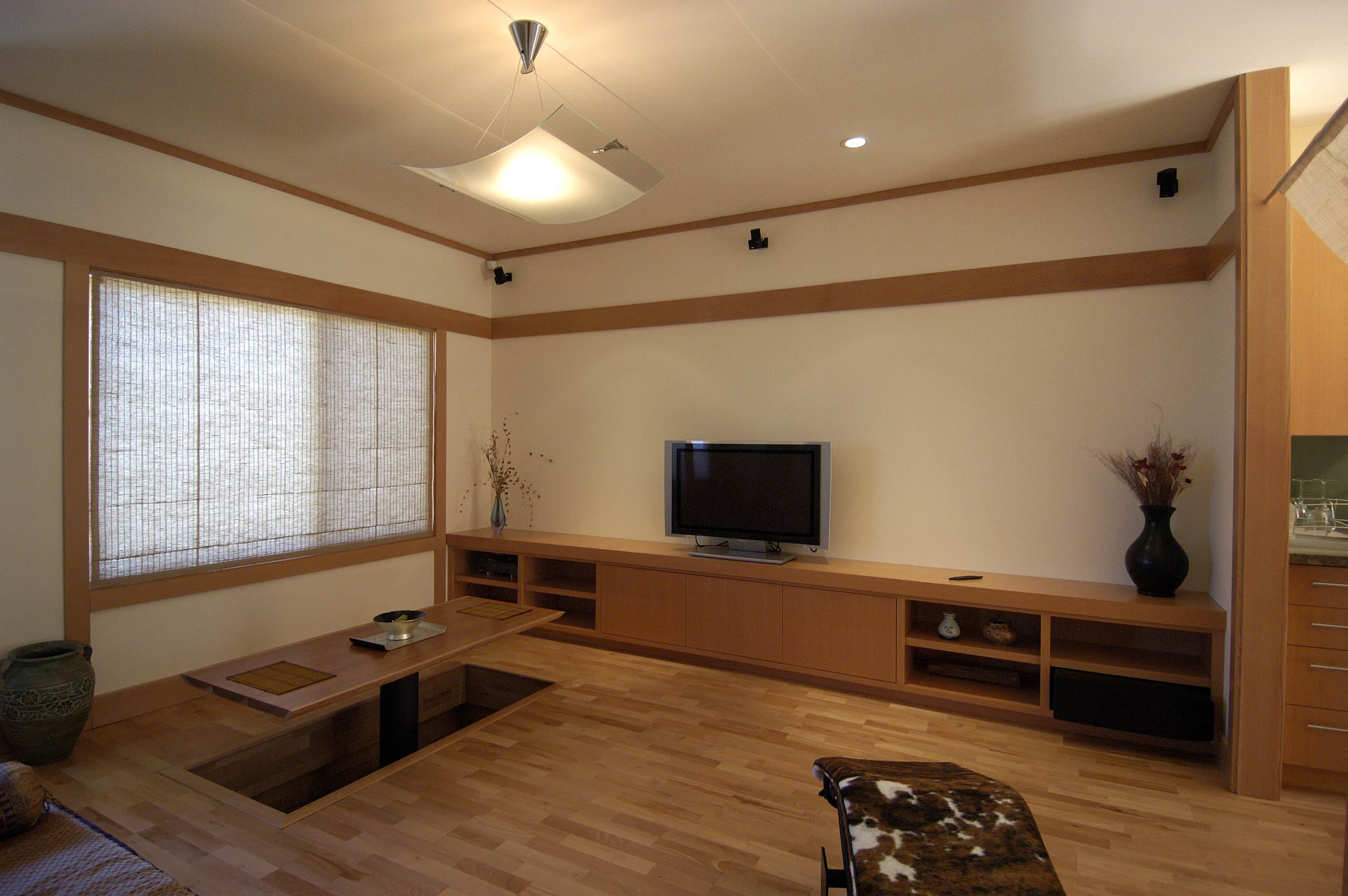 Japanese Living Room Houzz