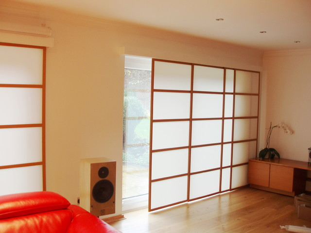 Japanese Window Blinds
