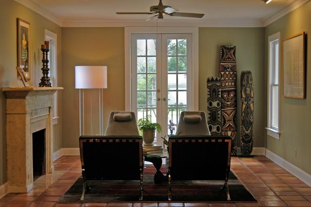 Jarratt Ave Modern contemporary-living-room