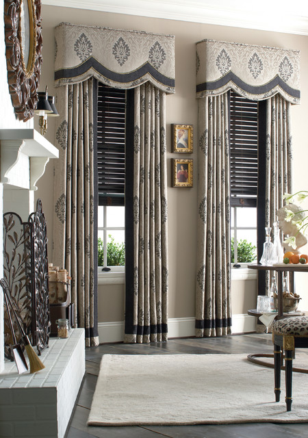 Jcpenney In Home Custom Decorating Traditional Living