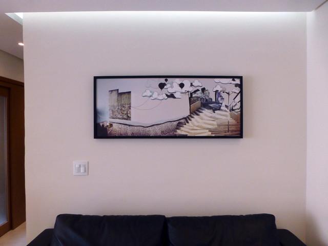 Jd. Bonfiglioli - SP contemporary-living-room