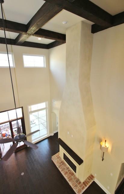 Jean Baptiste traditional-living-room