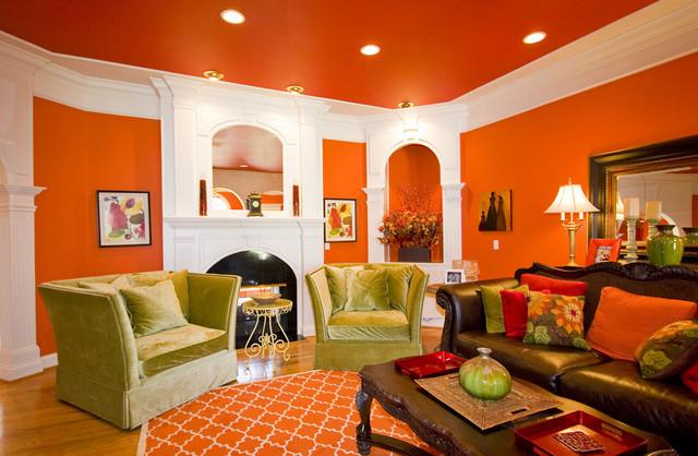 Jeffrey Johnson traditional-living-room