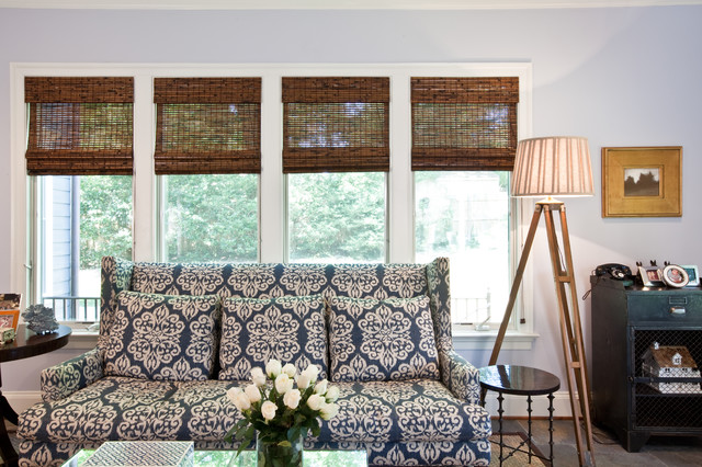 Bamboo Blinds | Houzz