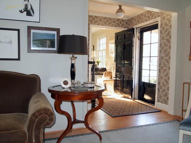 Jenkins Baer Associates traditional-living-room