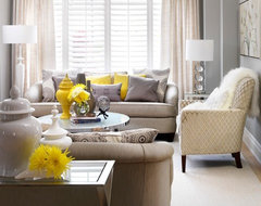 Decor by Jennifer Inc transitional-living-room