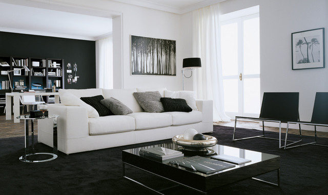 Jesse Chicago Contemporary Space Contemporary Living Room Chicago By Jesse Chicago Houzz Uk