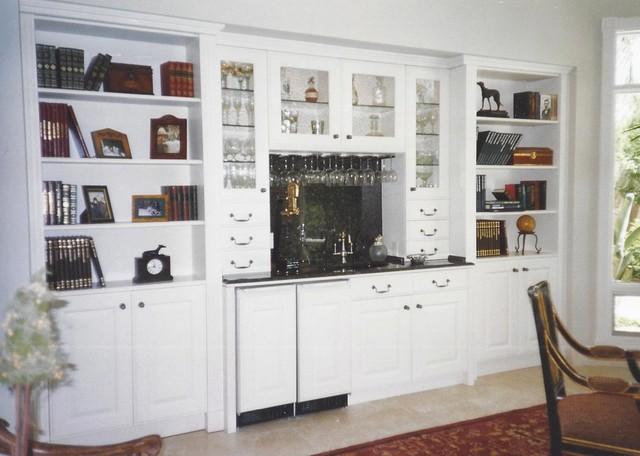 Jobie house - Traditional - Living Room - Phoenix - by ATELIER INC.
