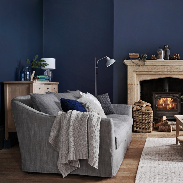 Beautiful Blue And Grey Living Room Ideas You're Going To Love