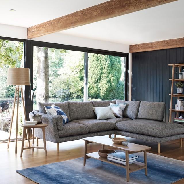 Get Grey Sofa Colour Scheme Ideas For Your Room Houzz Uk