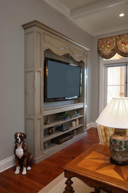 John McDonald Co. traditional-living-room