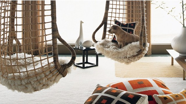 Jonathan Adler's Interior Design eclectic-living-room