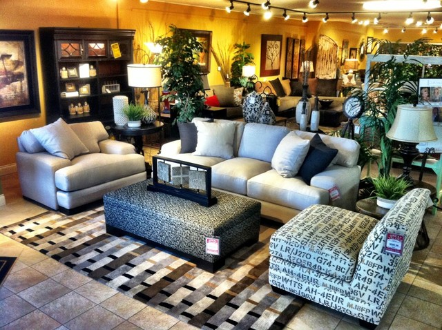 Jonathan Louis Seating Contemporary Living Room