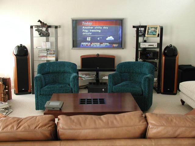 Jones Design Build living-room