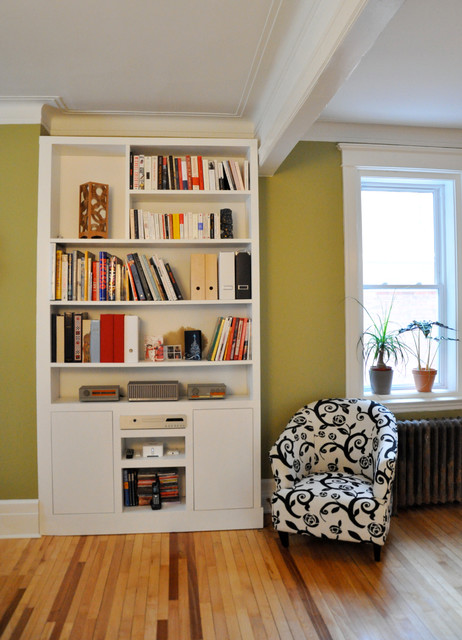 Joyce :: living room traditional-living-room