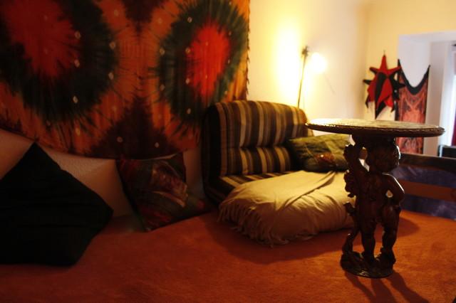 Juli's traditional-living-room