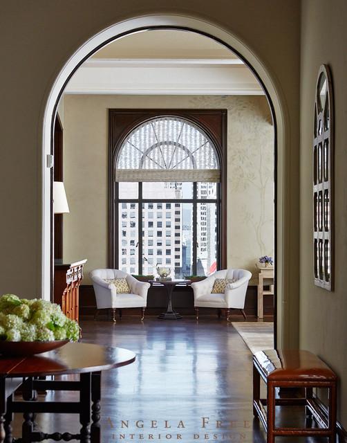 Julia Morgan YWCA transitional-living-room