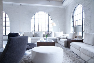 Julie charbonneau montreal qc moderne salon for Decorateur interieur montreal