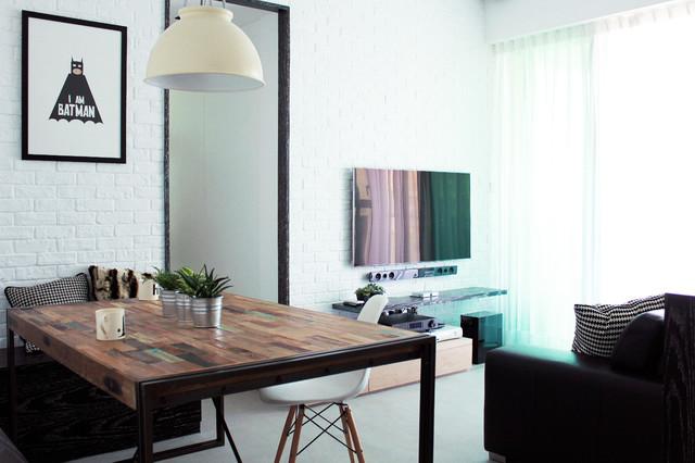 JUN modern-living-room