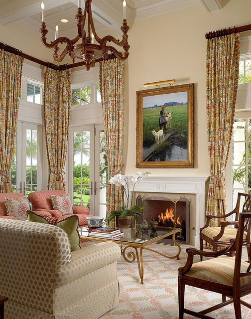 Jupiter florida traditional estate for Garden room jupiters