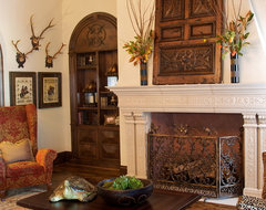 Kaleidoscope of Homes winner mediterranean family room