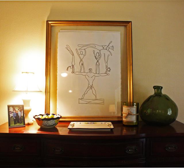 Kara Weik © 2012 Houzz traditional-living-room
