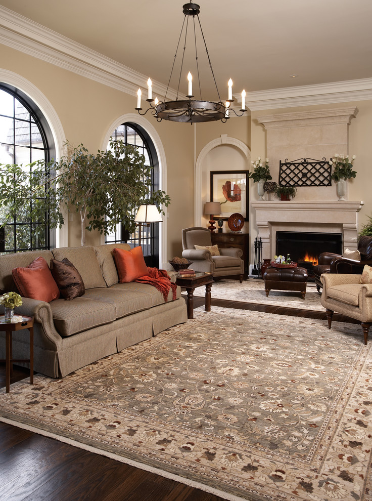 Karastan Rug Collection Traditional Living Room Denver By Ruggs Benedict Carpet One