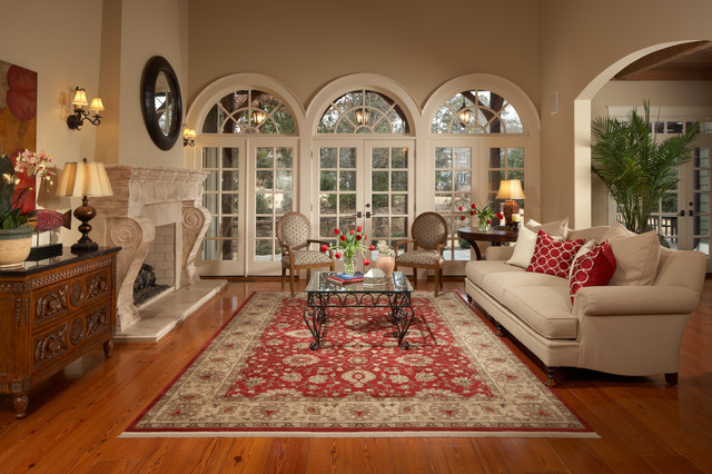 Karastan Rugs Traditional Living Room Other Metro By Pace Stone